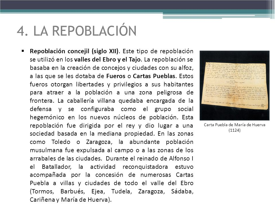 Carta Puebla de María de Huerva (1124)