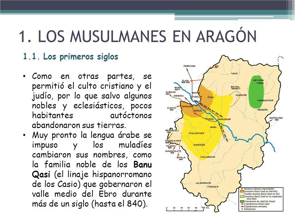 1. LOS MUSULMANES EN ARAGÓN