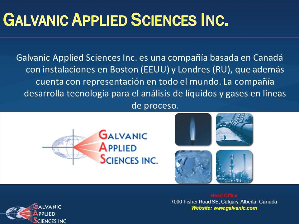 Galvanic Applied Sciences Inc.