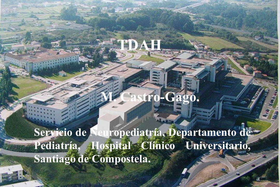 TDAH M. Castro-Gago.