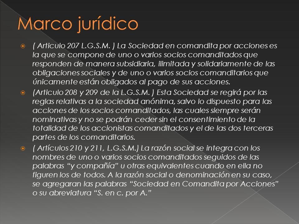 Marco jurídico