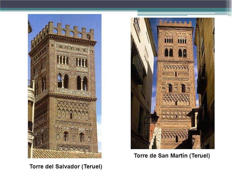 Torre de San Martín (Teruel) Torre del Salvador (Teruel)