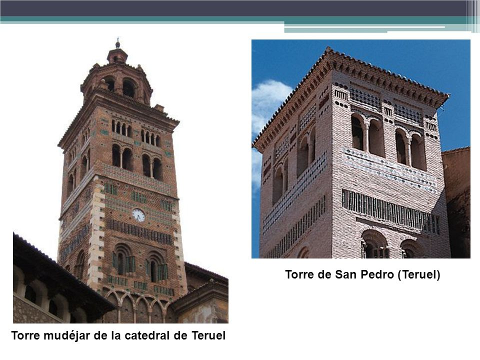 Torre mudéjar de la catedral de Teruel