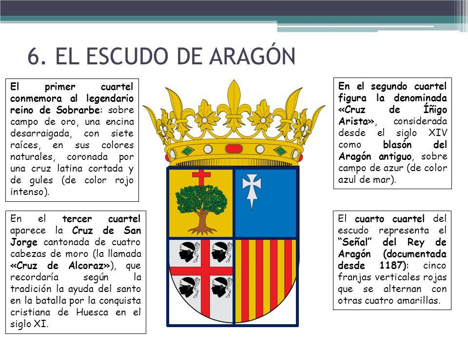 6. EL ESCUDO DE ARAGÓN