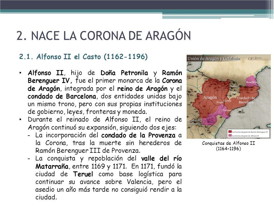 Conquistas de Alfonso II