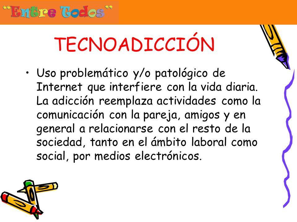 TECNOADICCIÓN