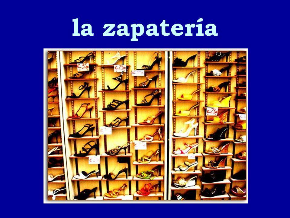 la zapatería