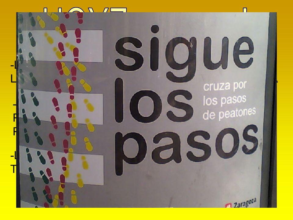 HOYZaragoza!-LA AVENIDA DE NAVARRA Y LA DE MADRID SON LAS VÍAS CON MÁS ACCIDENTES DE ZARAGOZA.