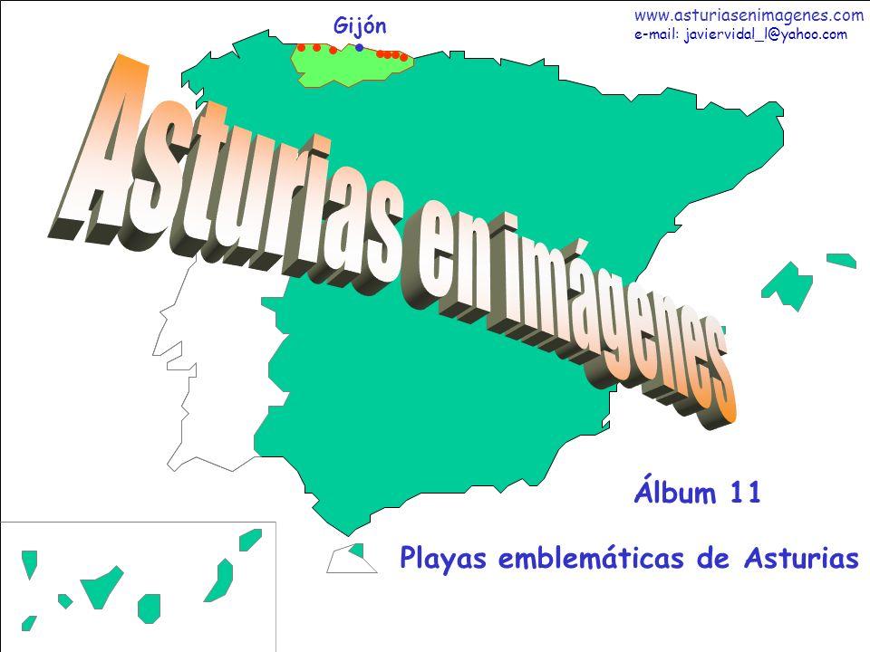 Asturias en imágenes Álbum 11 Playas emblemáticas de Asturias Gijón