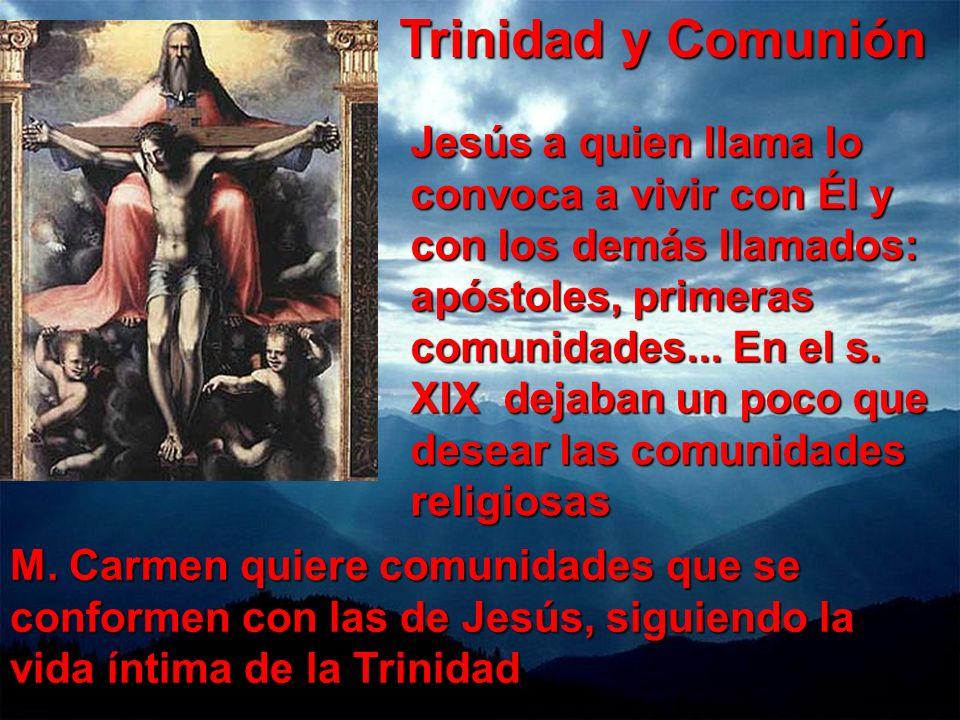 Trinidad y Comunión