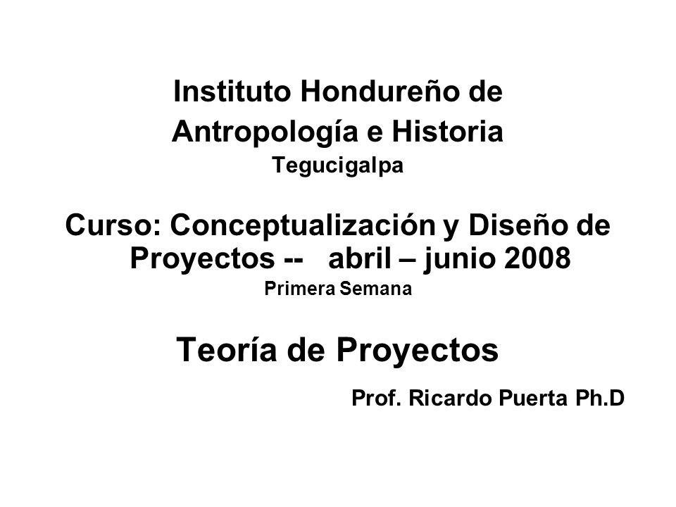 Prof. Ricardo Puerta Ph.D