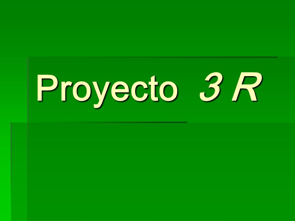 Proyecto 3 R