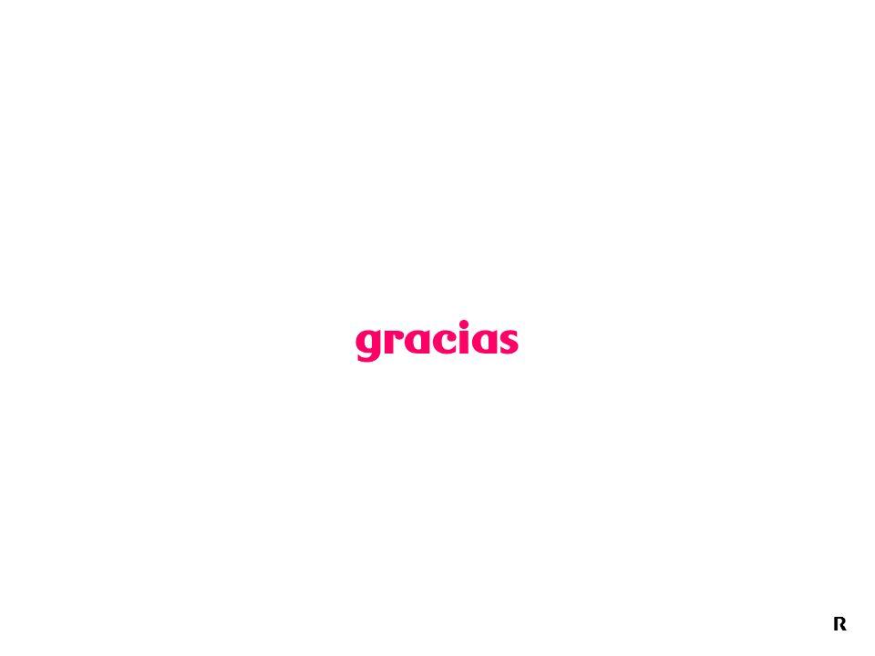 gracias R