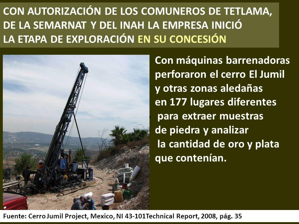 . CON AUTORIZACIÓN DE LOS COMUNEROS DE TETLAMA,