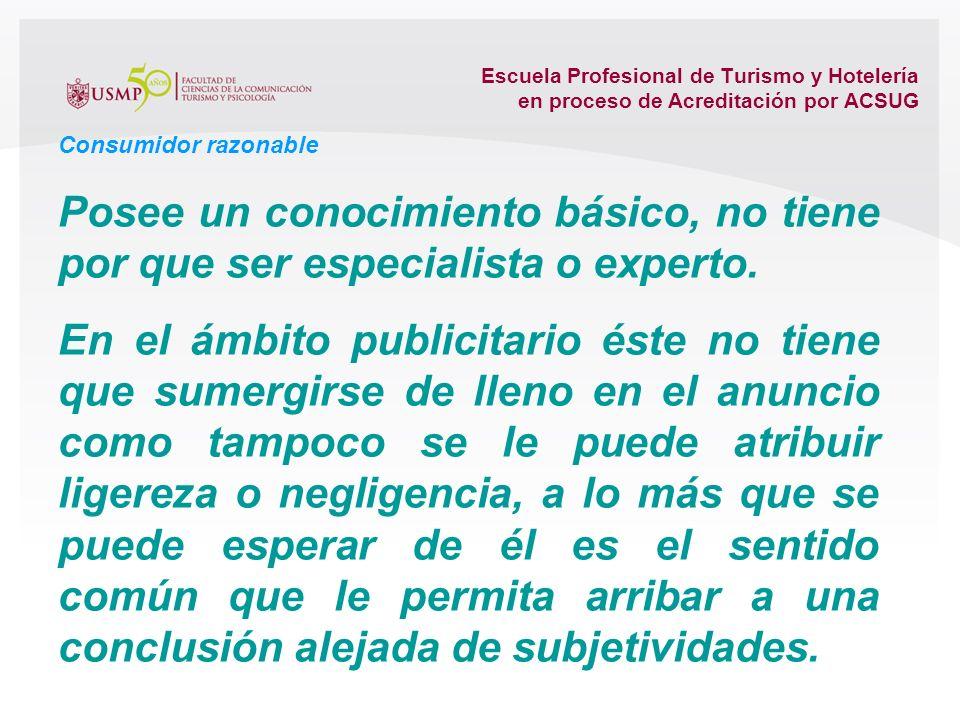 Escuela Profesional de Turismo y Hotelería en proceso de Acreditación por ACSUG