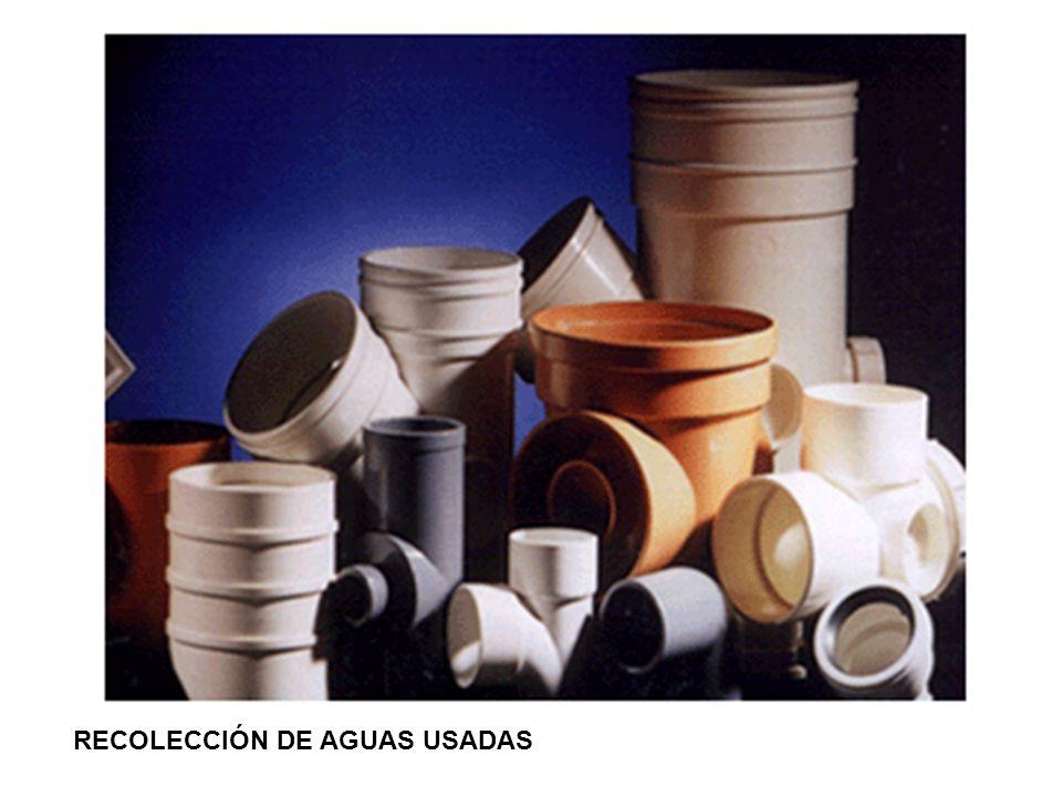 RECOLECCIÓN DE AGUAS USADAS
