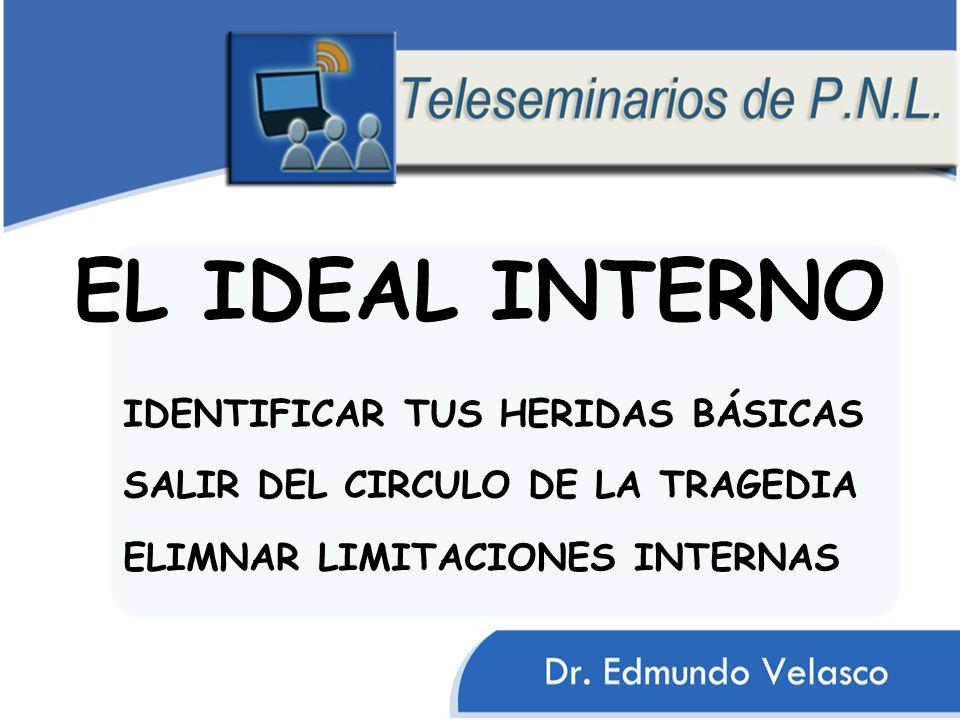 EL IDEAL INTERNO IDENTIFICAR TUS HERIDAS BÁSICAS