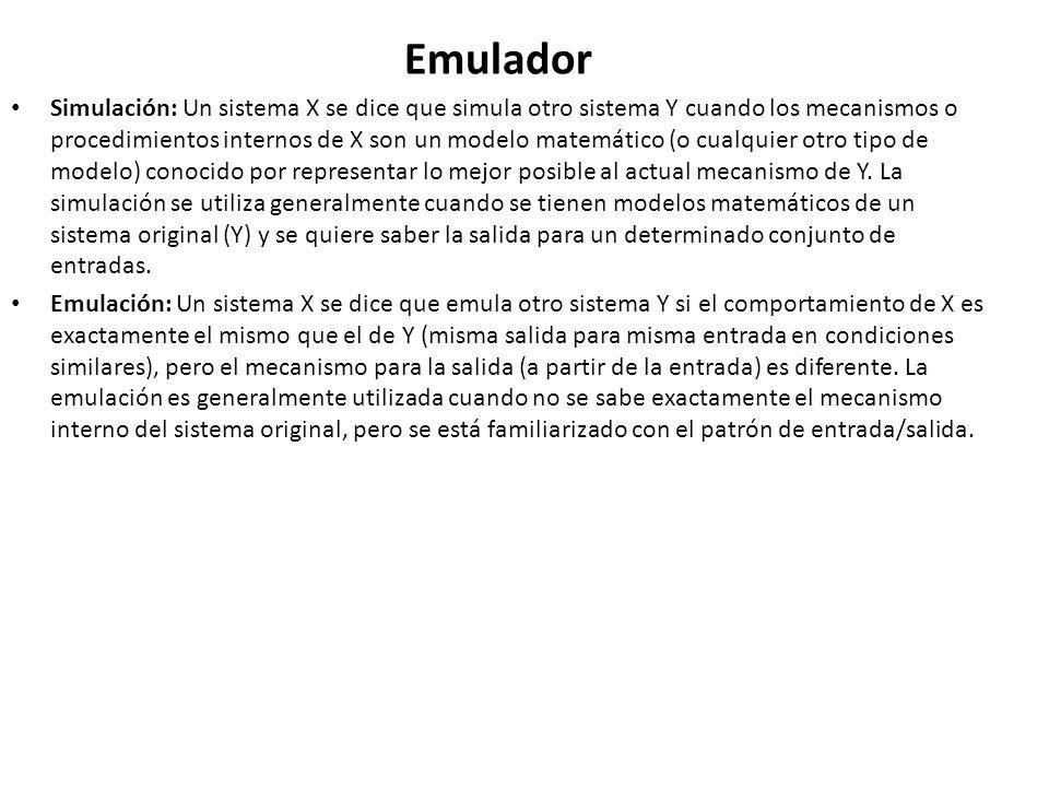 Emulador