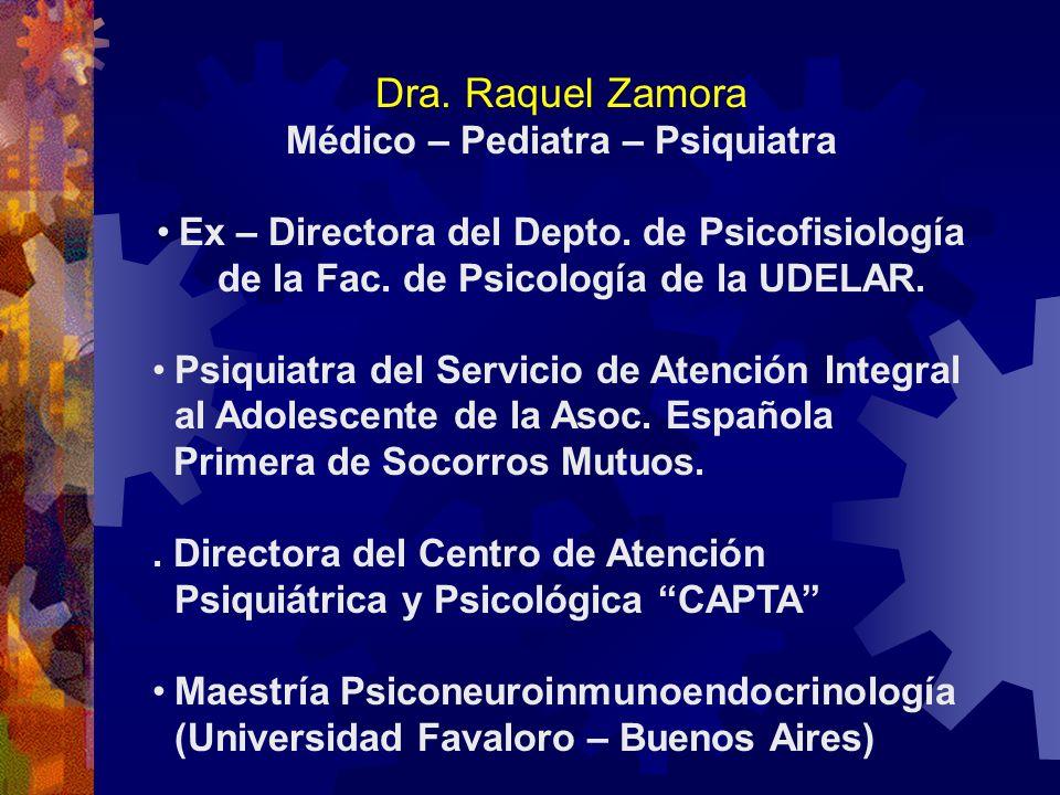 Médico – Pediatra – Psiquiatra