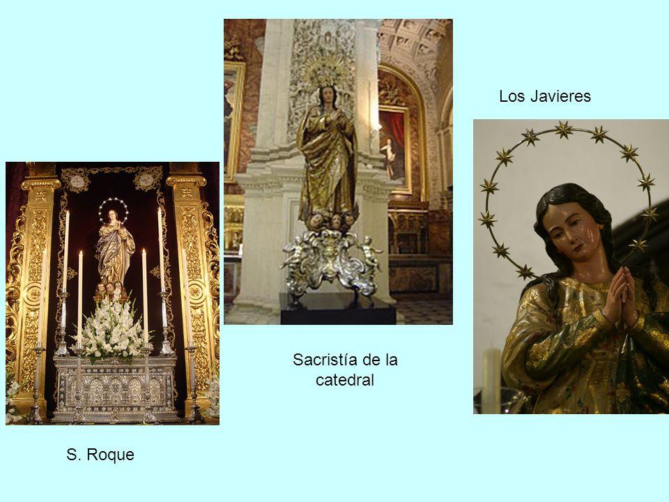 Sacristía de la catedral