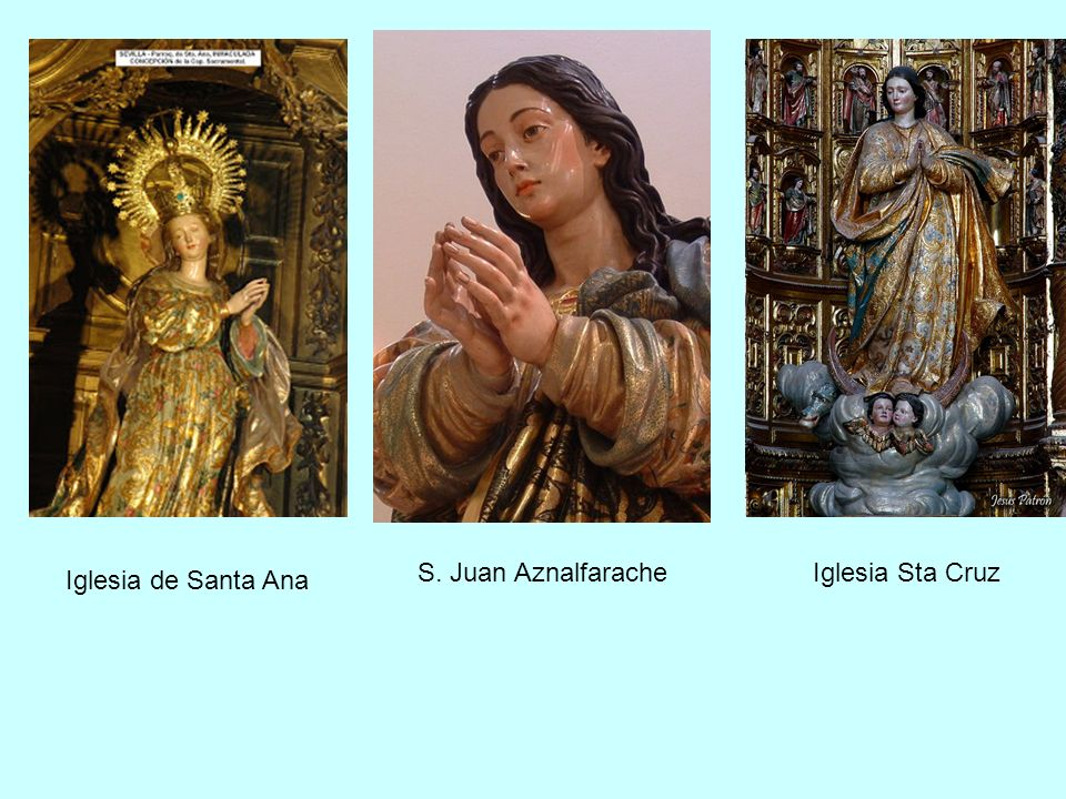 S. Juan Aznalfarache Iglesia Sta Cruz Iglesia de Santa Ana