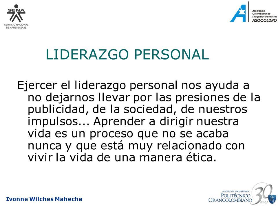 LIDERAZGO PERSONAL