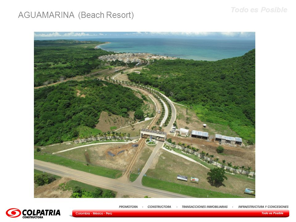 AGUAMARINA (Beach Resort)