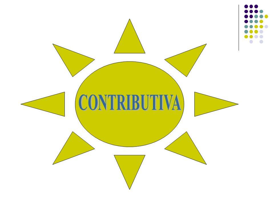 CONTRIBUTIVA