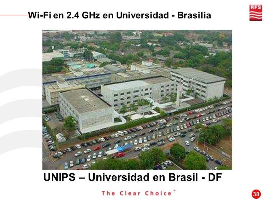UNIPS – Universidad en Brasil - DF