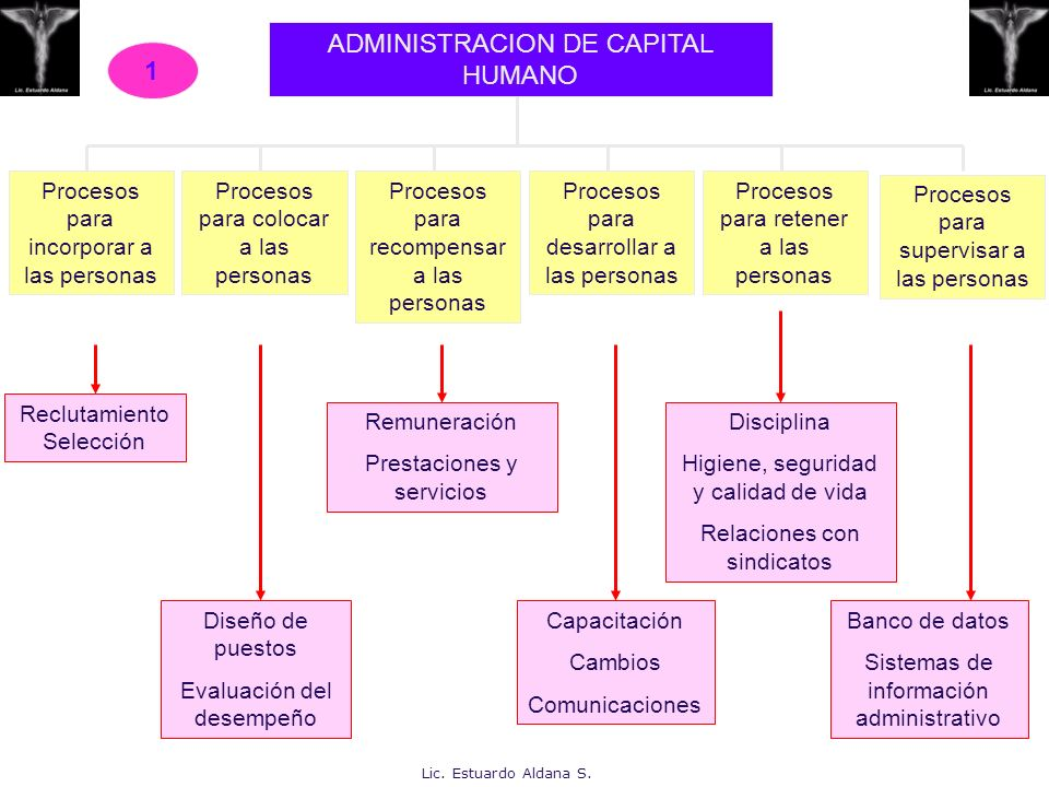 ADMINISTRACION DE CAPITAL HUMANO 1
