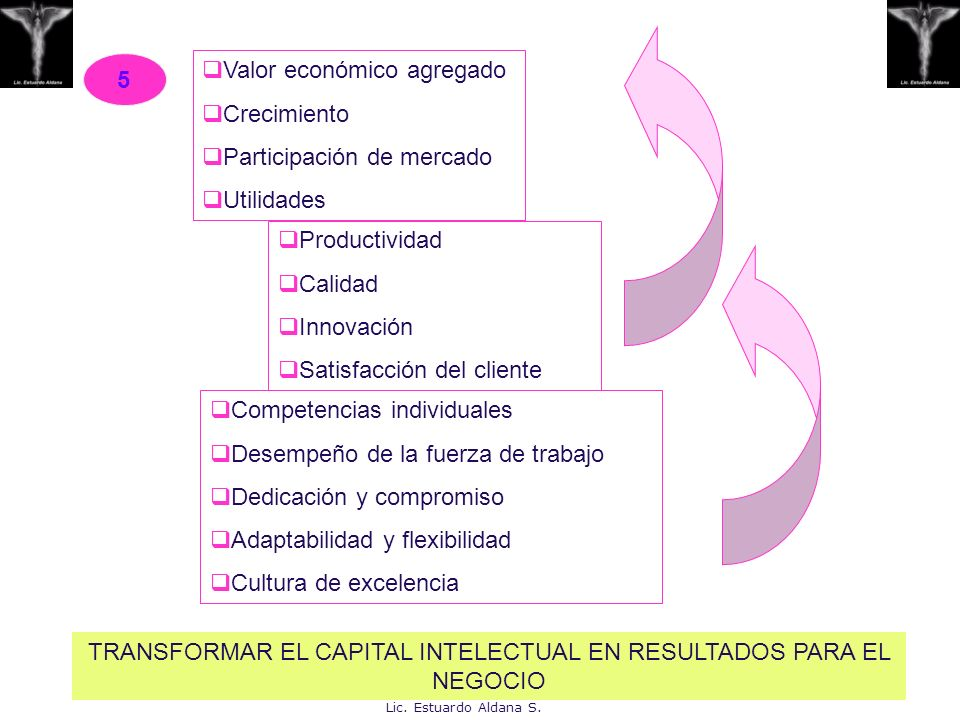 TRANSFORMAR EL CAPITAL INTELECTUAL EN RESULTADOS PARA EL