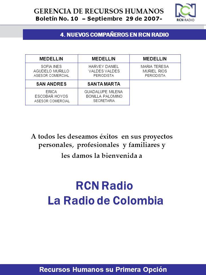 RCN Radio La Radio de Colombia