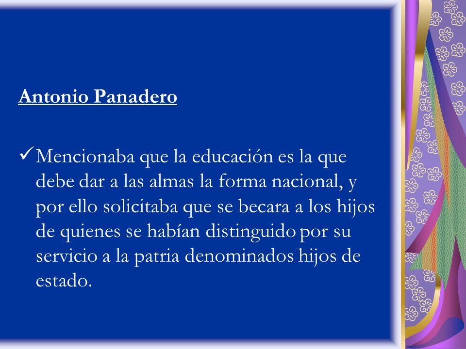 Antonio Panadero