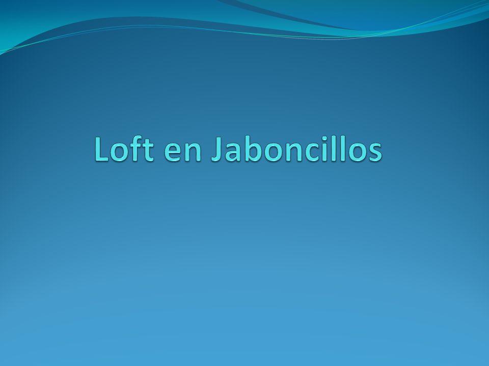Loft en Jaboncillos