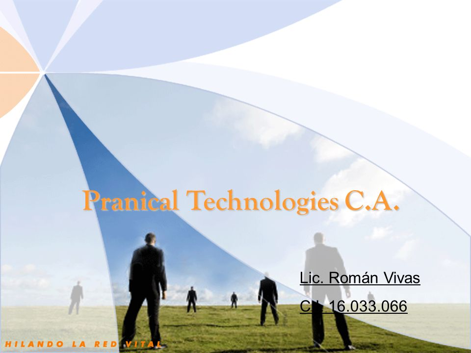 Pranical Technologies C.A.