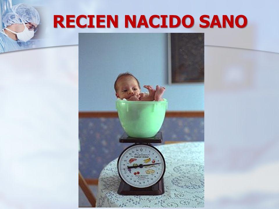 RECIEN NACIDO SANO