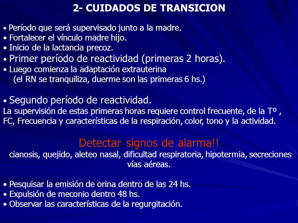 2- CUIDADOS DE TRANSICION
