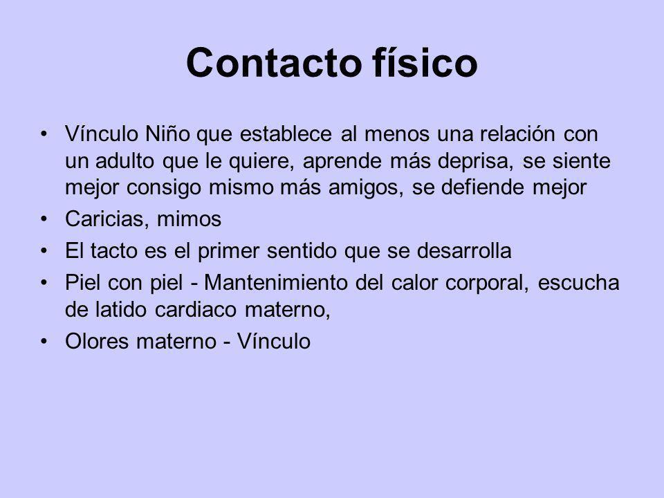 Contacto físico