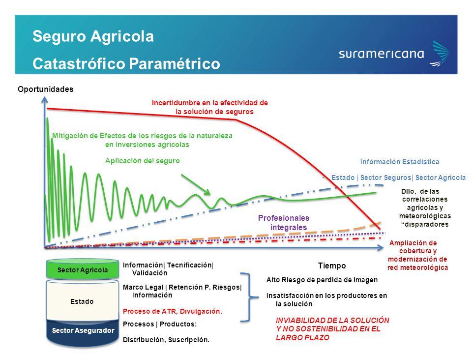 Catastrófico Paramétrico