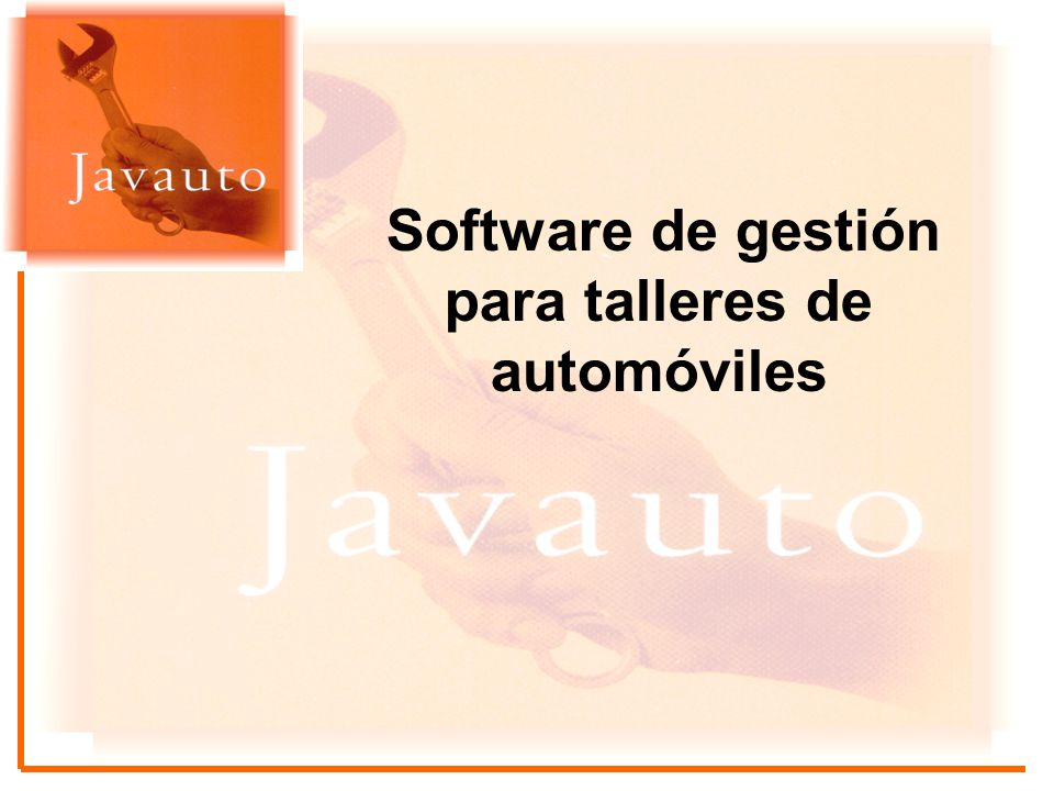 Software de gestión para talleres de automóviles