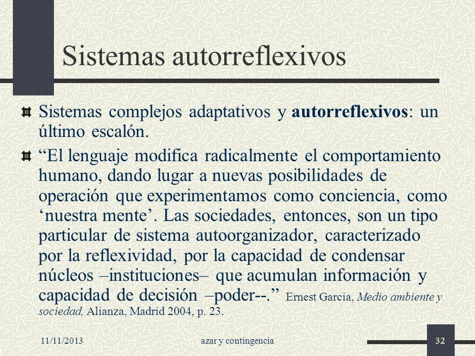 Sistemas autorreflexivos