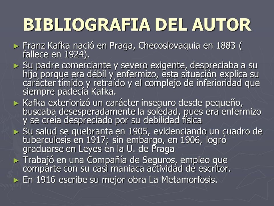 BIBLIOGRAFIA DEL AUTOR