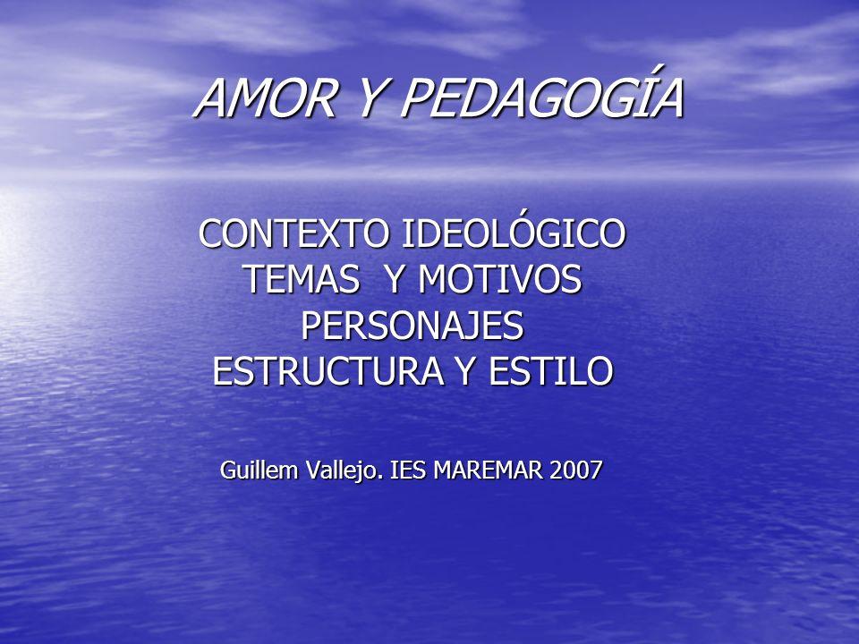Guillem Vallejo. IES MAREMAR 2007