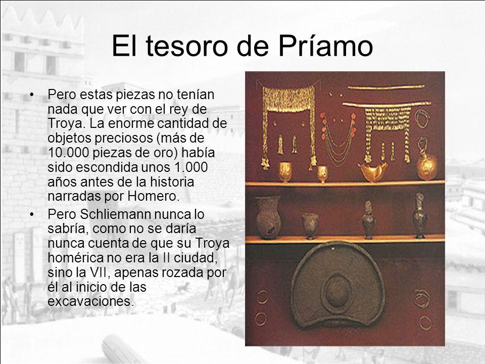 El tesoro de Príamo