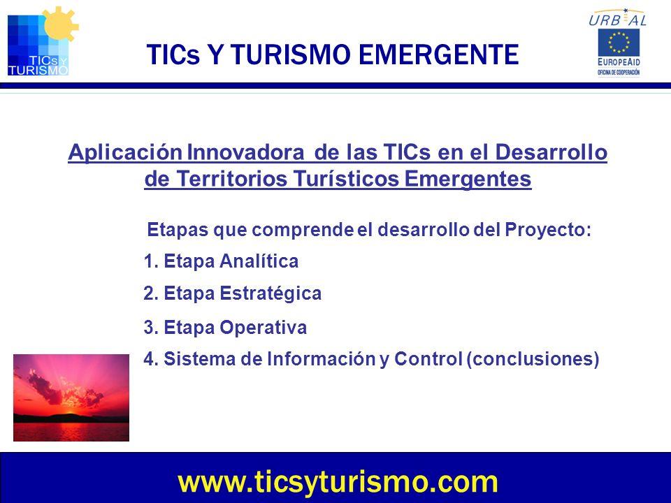 TICs Y TURISMO EMERGENTE