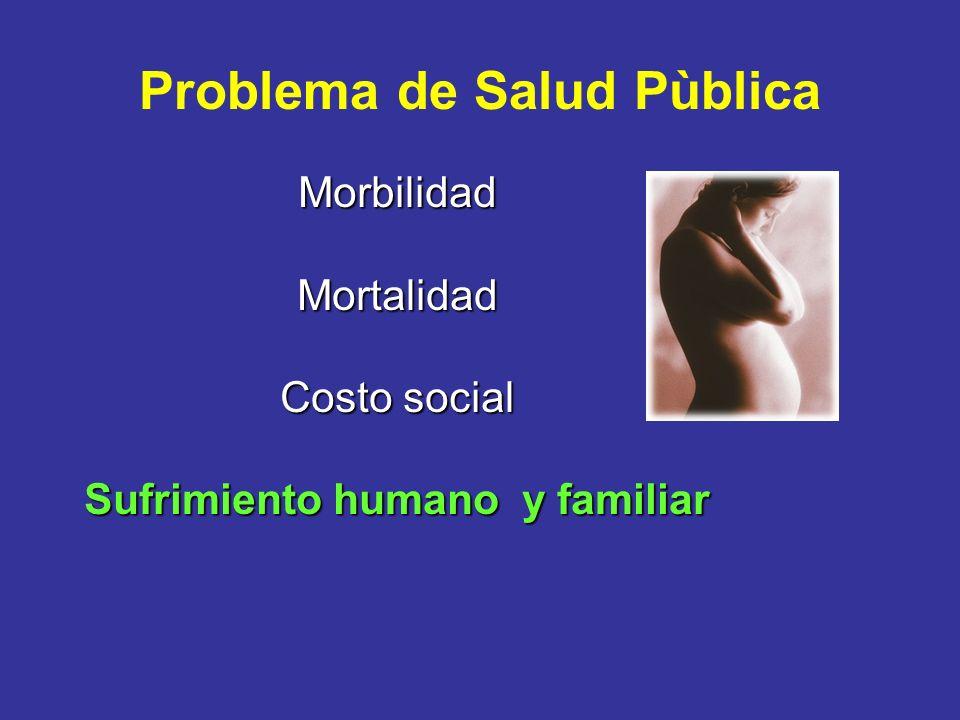 Problema de Salud Pùblica