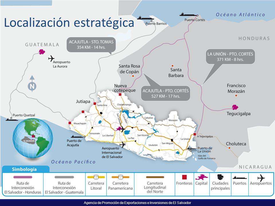 Localización estratégica