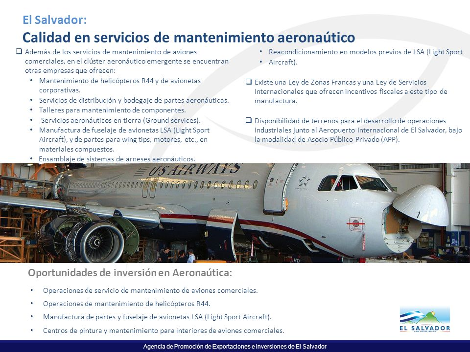 Calidad en servicios de mantenimiento aeronaútico