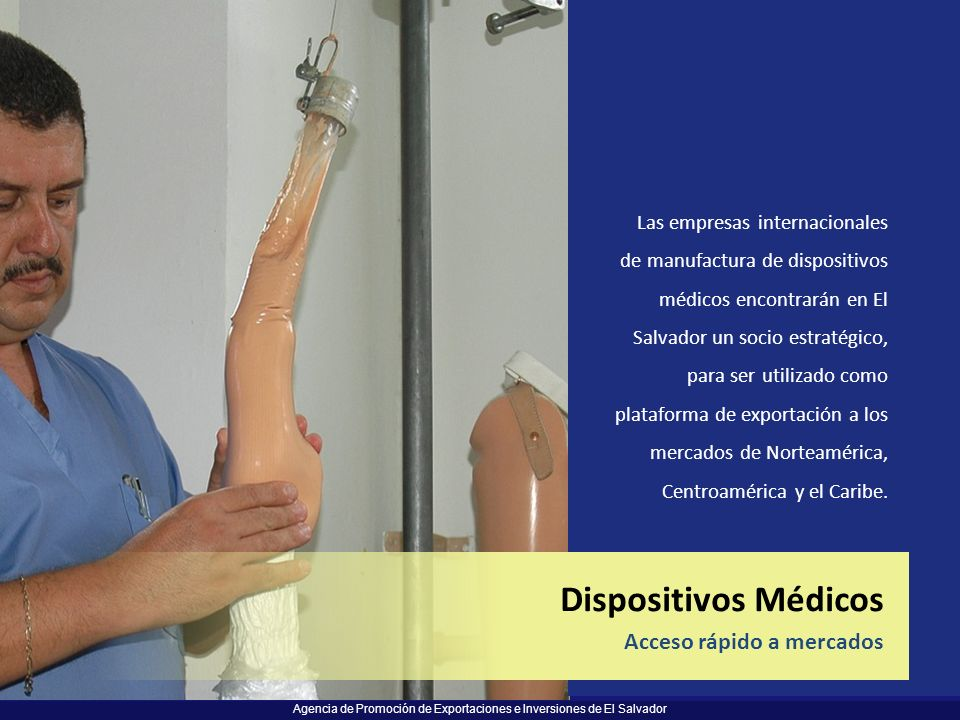 Dispositivos Médicos Acceso rápido a mercados