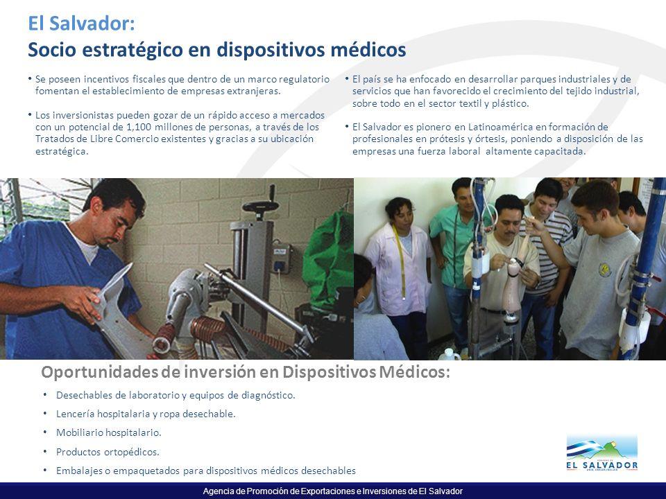 Socio estratégico en dispositivos médicos